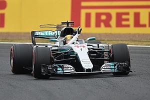 Fórmula 1 Crónica de Clasificación Hamilton gana la pole en Silverstone e iguala a Jim Clark