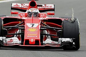 Formule 1 Actualités Pirelli: Räikkönen sans doute victime d'un