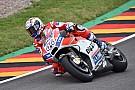 MotoGP 2017 am Sachsenring: Ducati-Fahrer Dovizioso legt vor