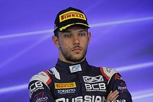 FIA F2 Ultime notizie Ghiotto penalizzato, la vittoria in Gara 1 passa ad Antonio Fuoco