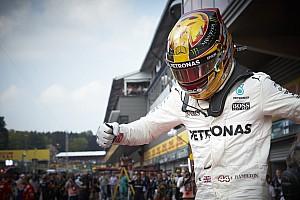 Formula 1 Hasil Klasemen F1 2017 setelah GP Belgia