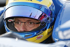 IndyCar Interview Recovering Bourdais starts his racing rehab tonight