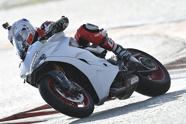 Prodotto Test Ducati Supersport 2017 - TEST