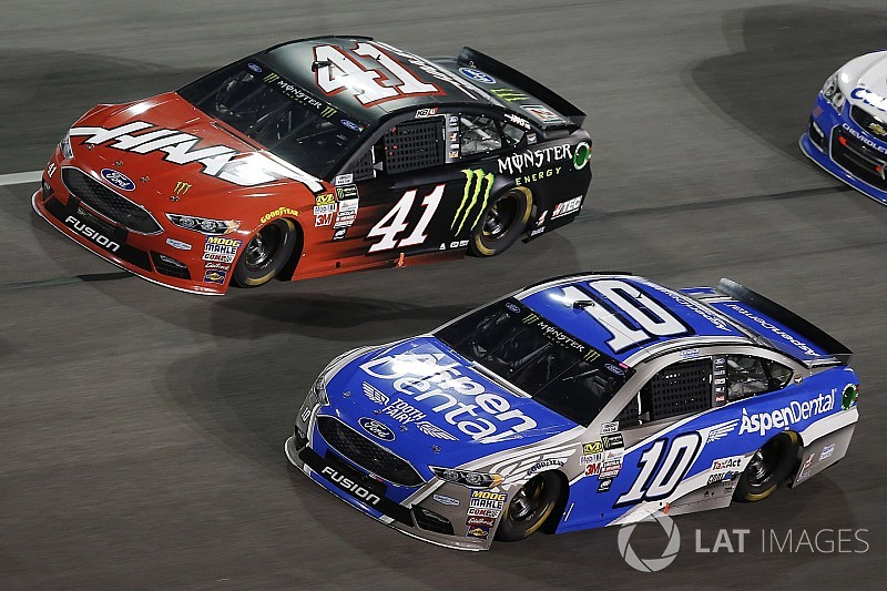 Stewart Haas Racing Could Look A Bit Different In 2018