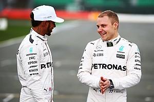 Hamilton nagyon megdicsérte Bottast!