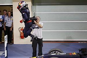 GP2 Репортаж з гонки GP2 в Абу-Дабі: Лінн виграв гонку, Гаслі – чемпіон