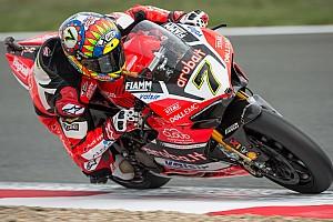 World Superbike Race report Magny-Cours WSBK: Davies wins Race 2, drama for Rea