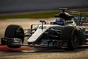 Formula 1 Testing report Barcelona F1 test: Bottas sets quickest 2017 time yet