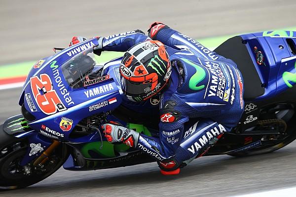 """MotoGP Viñales: """"Hay que recuperar el liderato"""""""