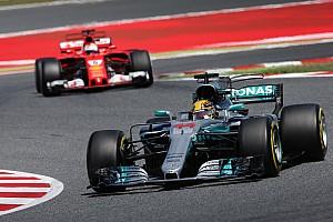 Formula 1 Race report GP Spanyol: Kalahkan Vettel, Hamilton menangi duel menegangkan