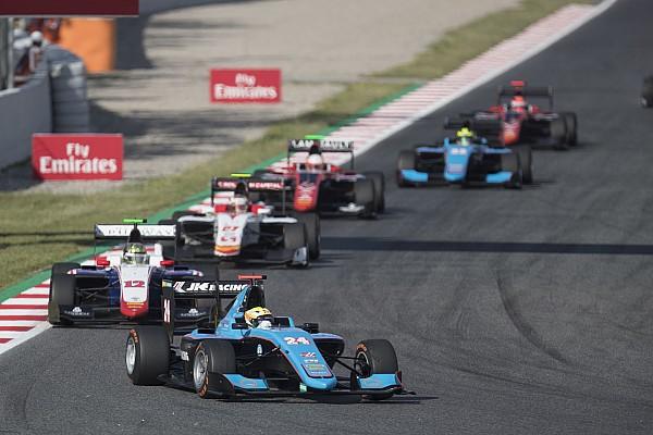 GP3 Nieuws GP3-rijders prijzen 'ongelooflijk efficiënte' DRS