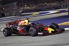 Singapore GP: Ricciardo heads Red Bull 1-2 in second practice