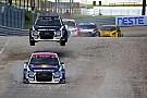 World Rallycross Letonya WRX: Heikkinen, Kristoffersson'un önünde ilk günü lider kapadı