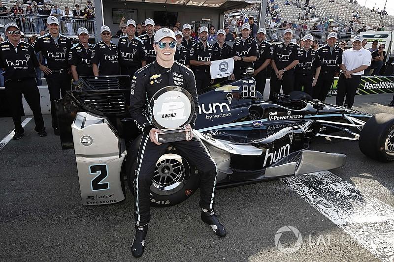 IndyCar у Сономі: Ньюгарден здобув поул на фінальному етапі
