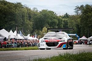 Hillclimb Contenu spécial Photos - La Peugeot 208 T16 Pikes Peak et Sébastien Loeb à Turckheim
