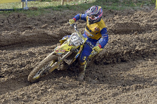 Mondiale Cross Mx2 Qualifiche Primo centro in qualifica in MX2 per Hunter Lawrence in Francia