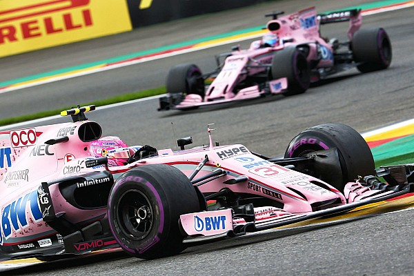 Formula 1 Breaking news Force India losses increased in 2016 despite bigger income