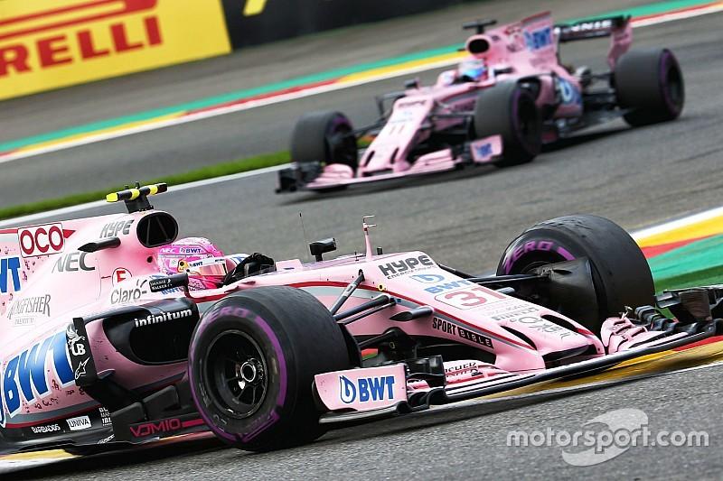 Verlies Force India nam in 2016 toe ondanks stijgende inkomsten