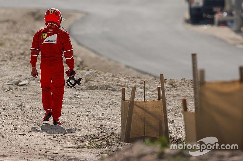 EL1 - Räikkönen privé de désert