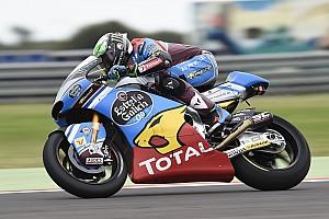Moto2 Reporte de la carrera Doblete de Morbidelli en Moto2