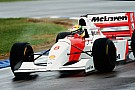 Vor 25 Jahren: Die legendäre F1-Startrunde von Ayrton Senna in Donington