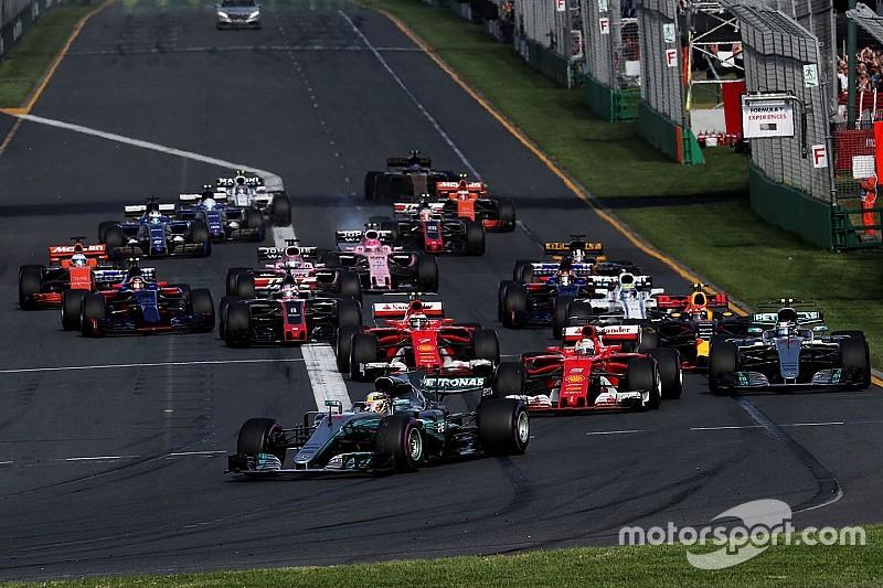 Гран Прі Австралії у 2018 році відбудеться раніше?