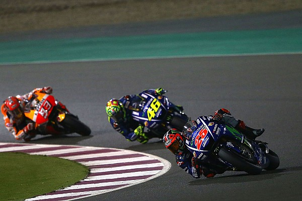 MotoGP Breaking news Vinales admits disbelief at Rossi Qatar race recovery