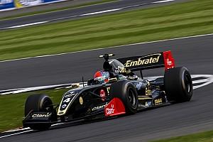 Fórmula V8 3.5 Relato da corrida Pietro Fittipaldi vence de ponta a ponta em Silverstone
