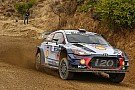 WRC Hyundai says Mexico engine woes