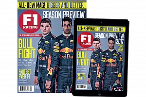 Formula 1 Motorsport.com news New-look F1 Racing magazine now on sale