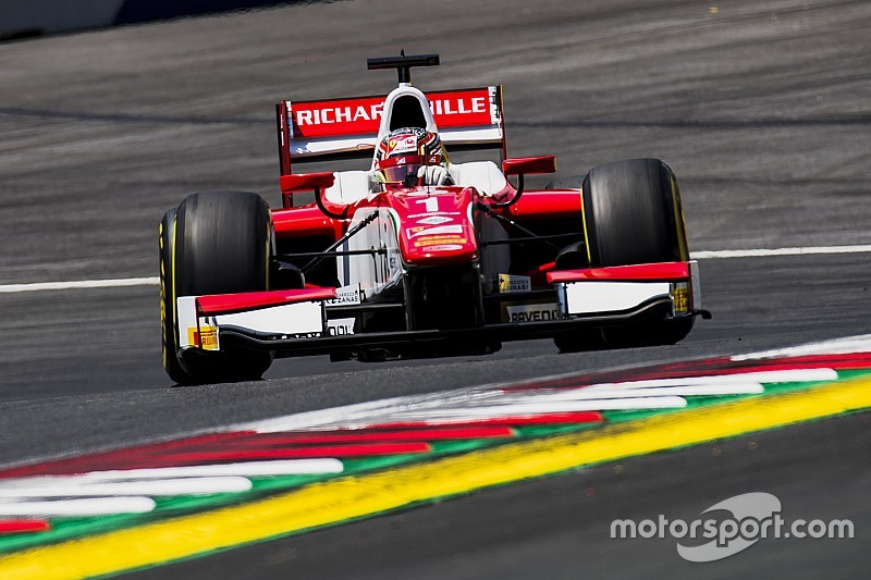 F2 Red Bull Ring: Leclerc cetak lima pole beruntun, Gelael P16