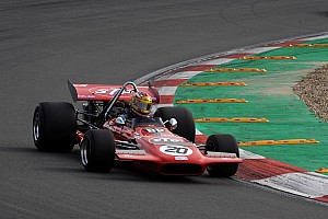 Vintage Son dakika Klasik F1 aracıyla Zandvoort'ta kaza yapan pilot hayatını kaybetti