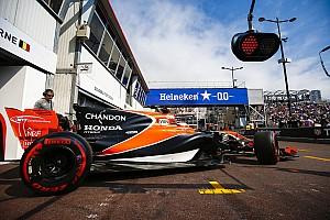 Формула 1 Новость «Не готово ничего». Honda вряд ли привезет в Канаду новый мотор