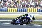 Rossi motokrossz közben bukott, kórházba szállították
