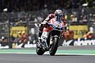 "MotoGP Dovizioso: ""Podemos pelear puntualmente, pero la moto nos limita"""