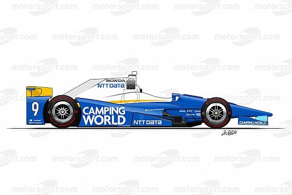 IndyCar Últimas notícias Galeria: grid das 500 Milhas de Indianápolis