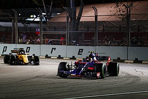 Темпи розвитку Renault змусили Сайнса посміхатися