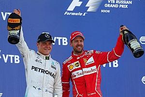Formel 1 Fotostrecke Gewinner & Verlierer beim Formel-1-GP Russland 2017 in Sochi