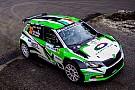 ERC Rendina al via dell'Acropolis Rally con il team Motorsport Italia