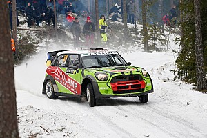 WRC Важливі новини Українська команда на Ралі Швеція: головне, щоб погода все не зіпсувала