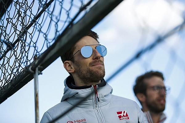 Formula 1 Son dakika Grosjean, 2018'de Le Mans'da yarışmayı hedefliyor