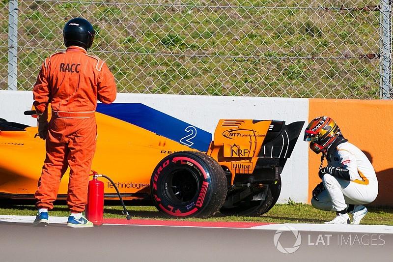 El número de vueltas de los test 2018: McLaren naufraga, Mercedes arrasa