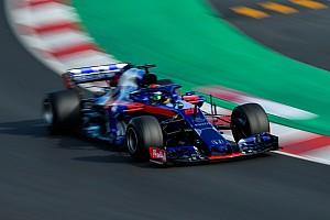 Formula 1 Breaking news Lebihi ekspektasi tes, Toro Rosso optimistis tatap Australia