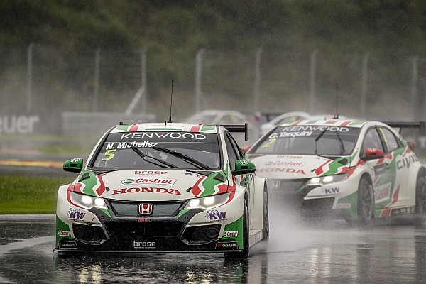 WTCC Honda excluded from China WTCC race over fuel injector