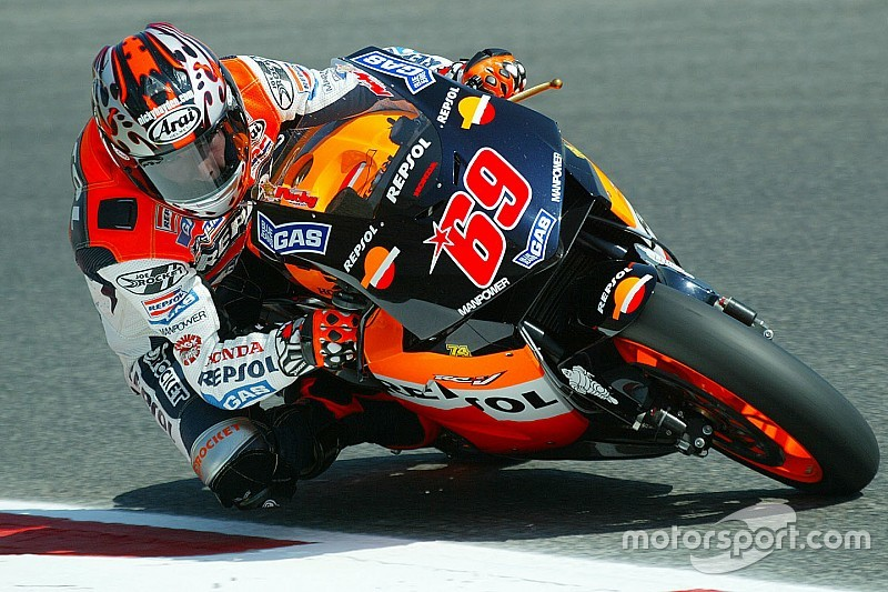 MotoGP to retire Hayden's number