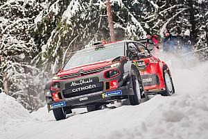 WRC Prova speciale Svezia, PS10: tripletta Toyota e Breen sale in seconda posizione!