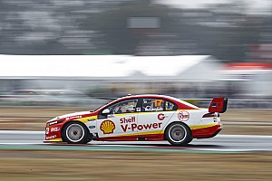Supercars Qualifying report Winton Supercars: McLaughlin grabs Sunday pole