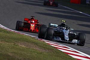 Formule 1 Réactions Mercedes: Bottas