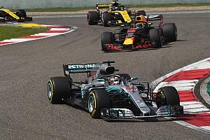 Fórmula 1 Noticias Mercedes admite que Hamilton no estuvo a su mejor nivel en China