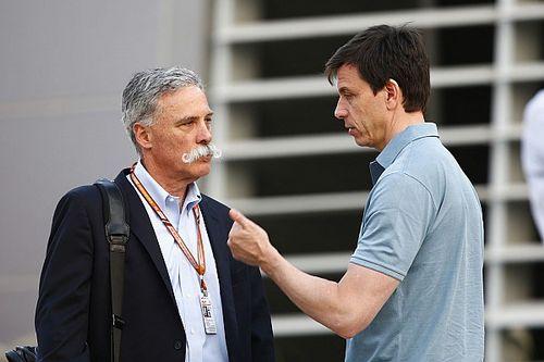 Формула 1 установила дедлайн для подписания Договора согласия. Срок истечет через 19 дней